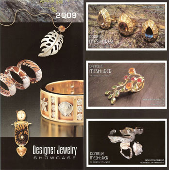 Designer Jewelry Showcase